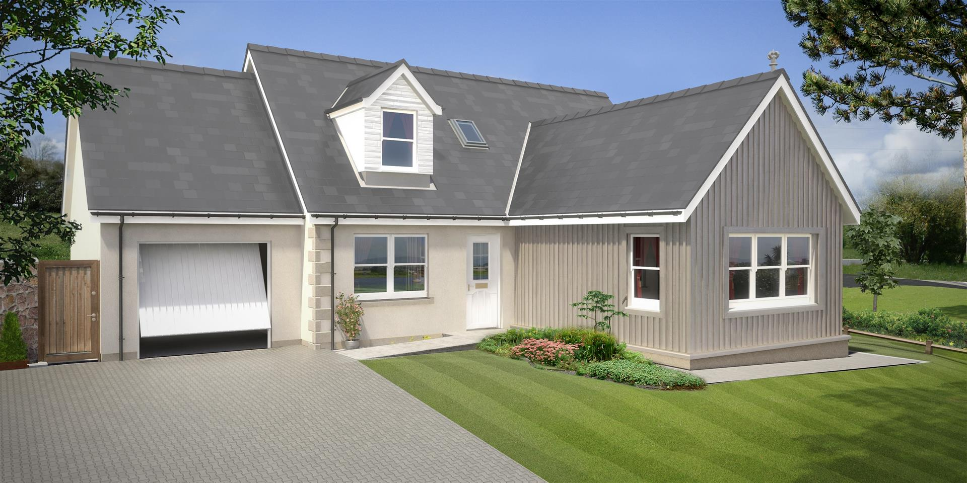 Plot 3 Willowbank Glendeuglie